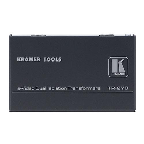Kramer TR-2YC S-Video Dual Isolation Transformer