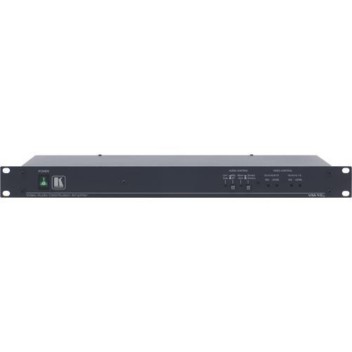 Kramer VM-10xl 1:10 Composite Video & Stereo Audio Distribution Amplifier
