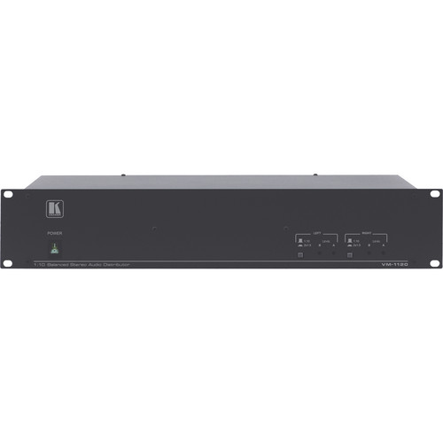 Kramer VM-1120 Balanced Stereo Audio Distribution Amplifier