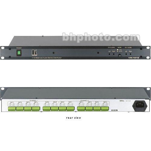 Kramer VM1610 Distribution Amplifier