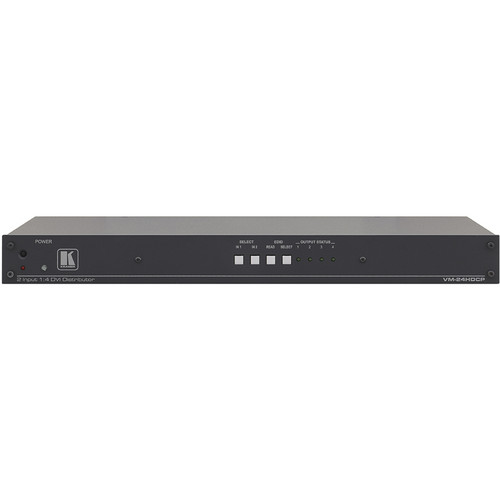 Kramer 2:4 DVI Distribution Amplifier