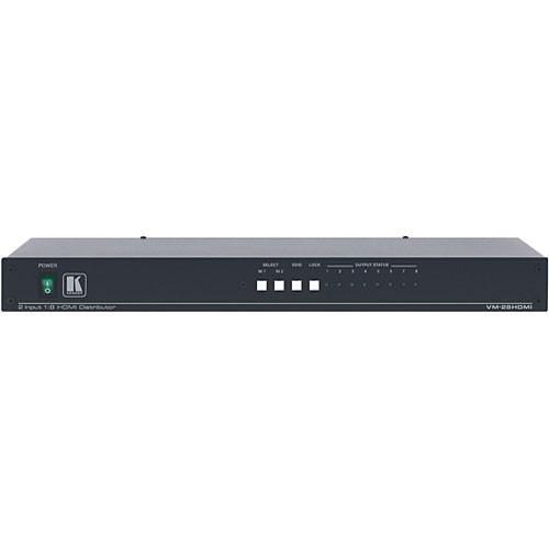 Kramer VM-28HDMI 2x1:8 HDMI Distribution Amplifier