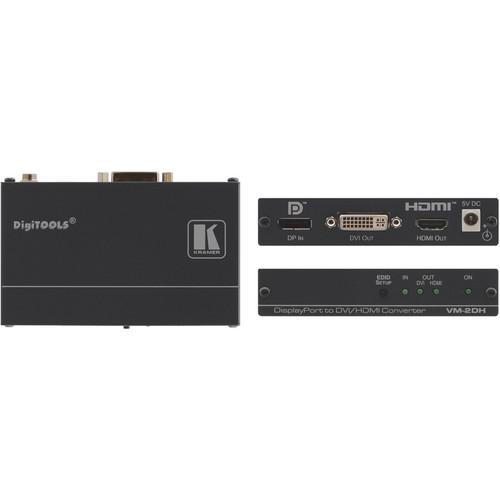 Kramer VM-2DH Display Port to DVI/HDMI Format Converter