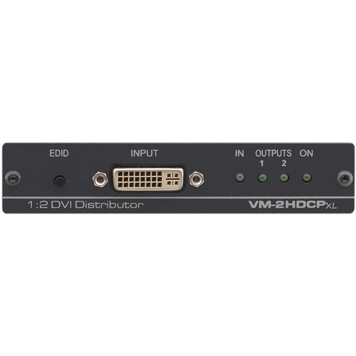 Kramer 1:2 DVI Distribution Amplifier
