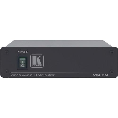 Kramer VM-2N 1x2 Audio/Video Distribution Amplifier