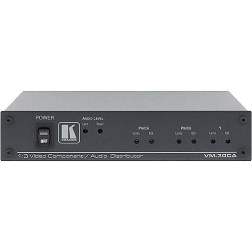 Kramer VM-30CA Component Video, S/PDIF & Stereo Audio Distribution Amplifier
