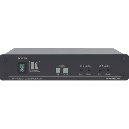 Kramer VM80A Distribution Amplifier