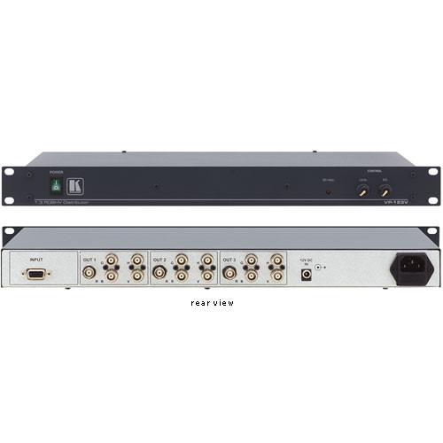 Kramer VP-123V 1x3 RGBHV Distribution Amplifier