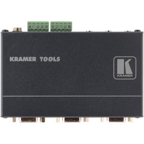 Kramer 1:2 Computer Graphics Video & Stereo Audio Distribution Amplifier