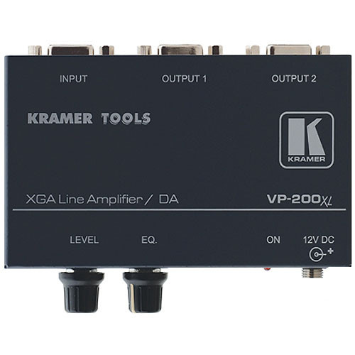 Kramer VP-200xln 1:2 Computer Graphics Video Line & Distribution Amplifier
