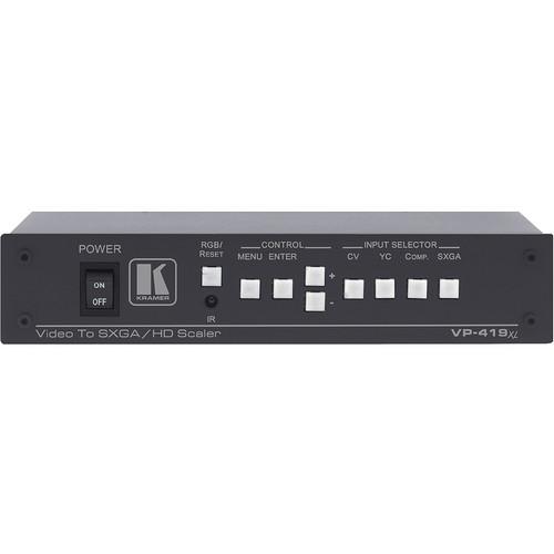 Kramer Video to Computer Graphics Video/HDTV ProScale Digital Scaler