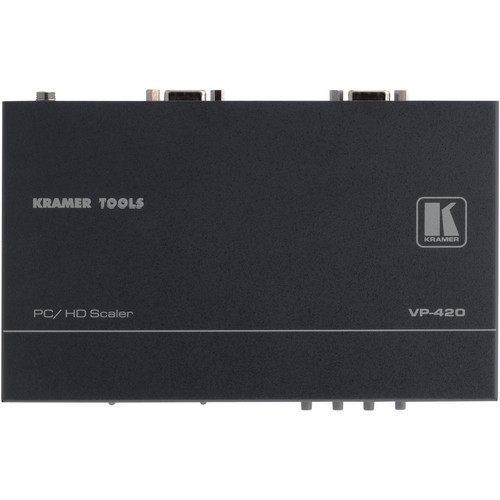 Kramer Computer Graphics Video & HDTV Digital Scaler