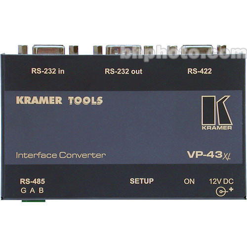 Kramer VP43XL 1x2 Interface Converter