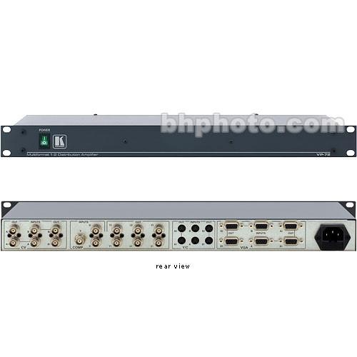 Kramer VP-72 Multi-Format 1:2 Distribution Amplifier