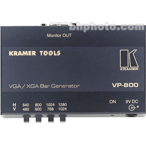 Kramer VP-800 Computer Graphics Color Bar Generator