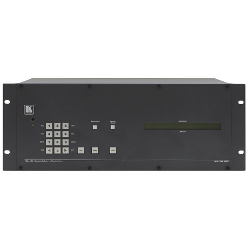 Kramer VS-1616D 2 x 2 to 16 x 16 Modular Multi-Format Digital Matrix Switcher