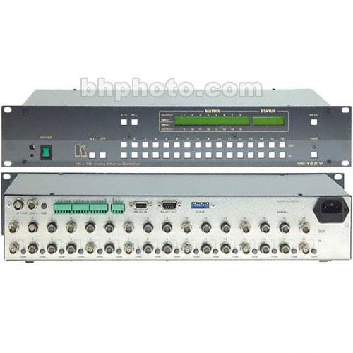 Kramer CVG-162V Video Matrix Switcher, 16x16