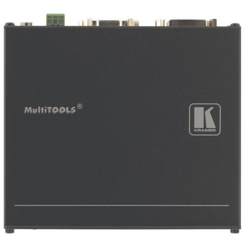 Kramer VS-21HDCP-IR 2x1 HDCP Compliant DVI Video Switcher with IR
