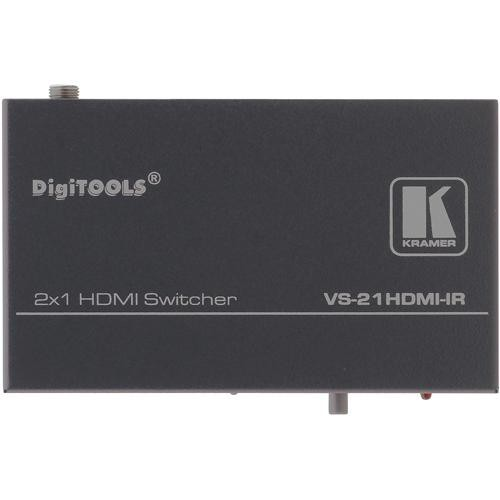 Kramer VS-21HDMI-IR HDMI Switcher