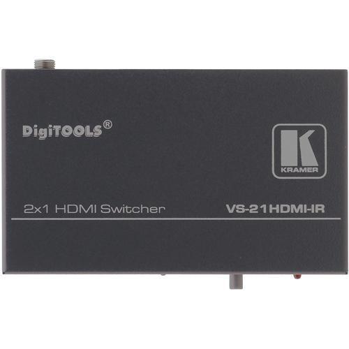 Kramer VS-21HDMI-IR HDMI Switcher
