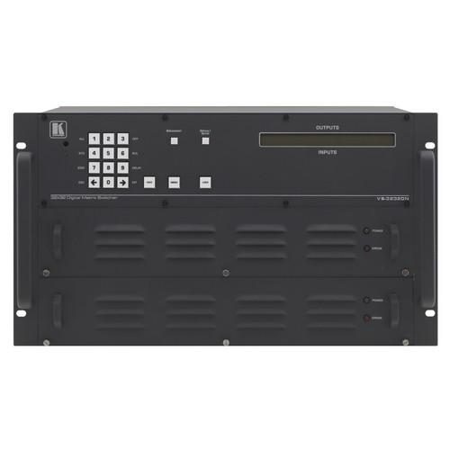 Kramer 4x4 to 32x32 Modular Multi-Format Digital Matrix Switcher