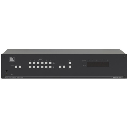 Kramer VS-66HDCPXL 6 x 6 HDCP-Compliant DVI Matrix Switcher