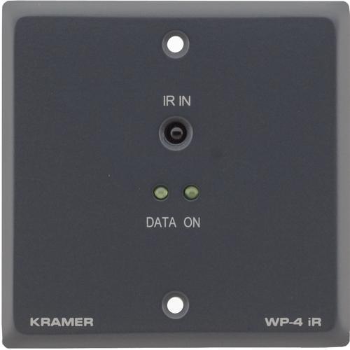 Kramer WP-4iR Active Wall Plate (Gray)
