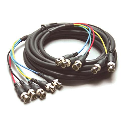 Kramer C-5BM/5BM 5 BNC RGBHV Mini Coax Cable (50')
