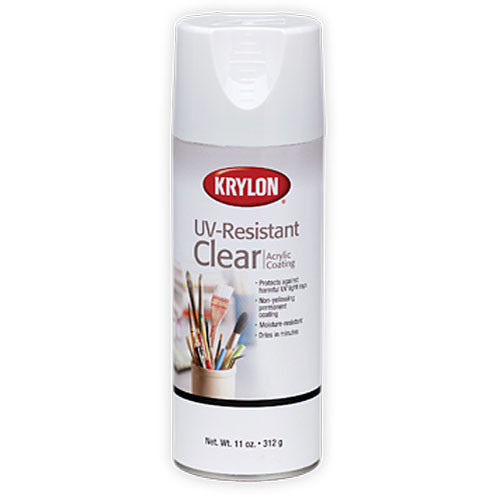 Krylon UV Resistant Clear Gloss Spray (11 oz)