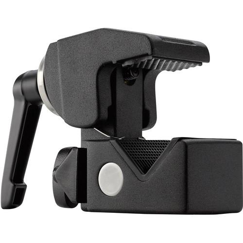 Kupo Convi Clamp With Adjustable Handle (Black Finish)