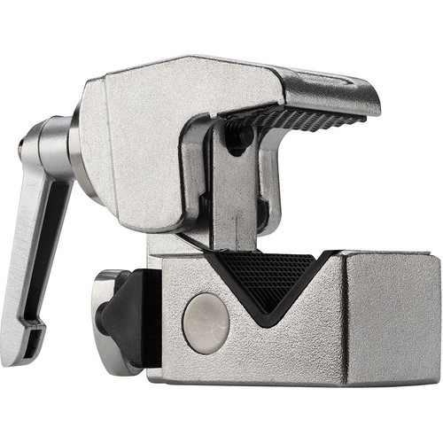 Kupo Convi Clamp With Adjustable Handle (Silver Finish)