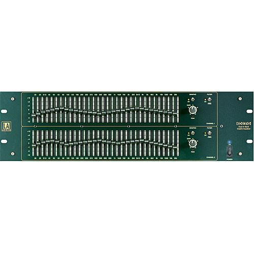 LA Audio EQ231-G Graphic Equalizer