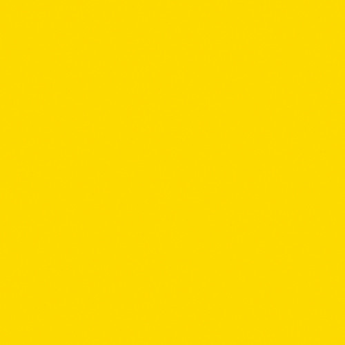 """LEE Filters Medium Yellow Color Effect Filter - 48"""" x 25' (1.21 x 7.62 m) Roll"""