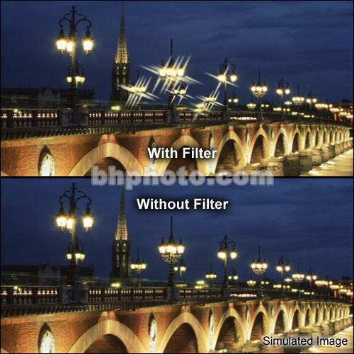 "LEE Filters 4x6"" Star Spot Resin Filter"