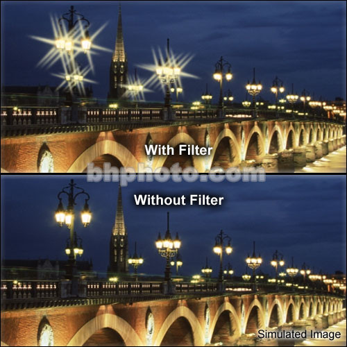 "LEE Filters 4x6"" Graduated Star Resin Filter"