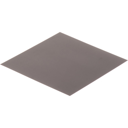 """LEE Filters 3x3"""" Neutral Density (ND) 0.8 Polyester Filter"""