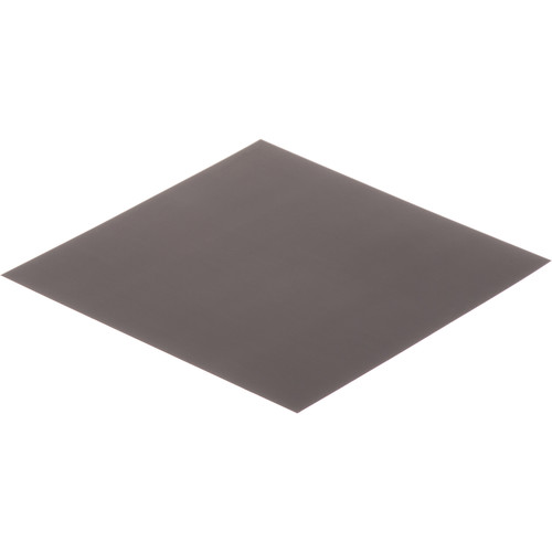 """LEE Filters 4x4"""" Neutral Density (ND) 0.9 Polyester Filter"""
