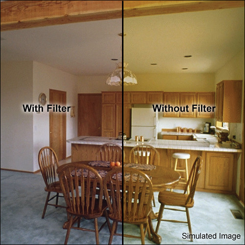 "LEE Filters 4 x 4"" Blue  - CC15B - Color Compensating 15 Resin Filter"