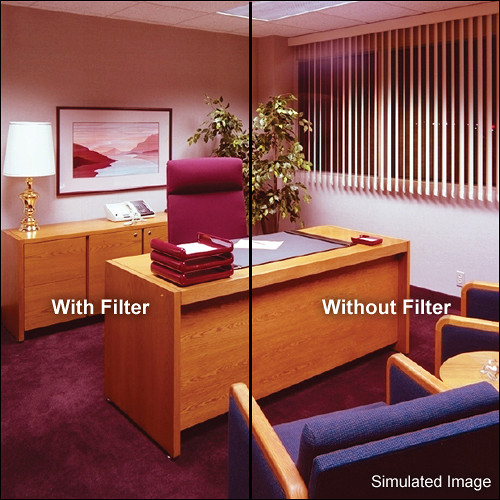 """LEE Filters 3x3"""" Cyan - CC025C - Color Compensating Polyester Filter"""