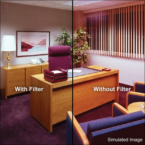 "LEE Filters 3x3"" Cyan - CC15C - Color Compensating Polyester Filter"