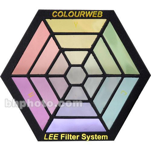 LEE Filters Colourweb Color Printing Tool