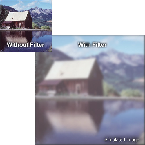 "LEE Filters 4x4"" Fog 5 Effect Resin Filter"