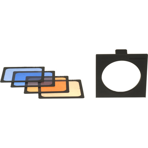 LEE Filters Color Temperature (CT) Polyester Filter Set