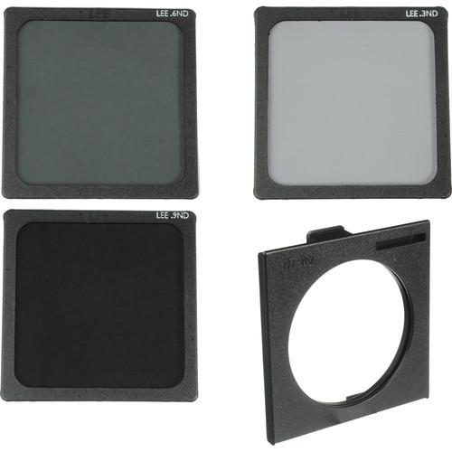 LEE Filters Solid Neutral Density Polyester Filter Set