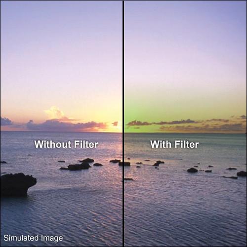 LEE Filters 100 x 150mm Green Stripe Filter