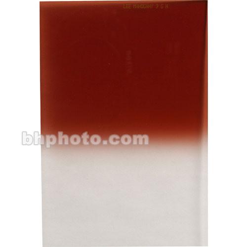 LEE Filters 100 x 150mm Soft-Edge Graduated Mahogany 3 Filter
