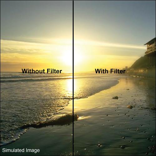 "LEE Filters 4x6"" Mist Stripe Resin Filter"