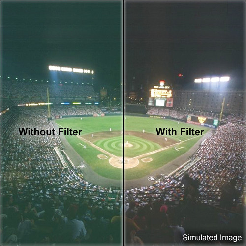 "LEE Filters 3x3"" Mercury Vapor Daylight Polyester Filter"