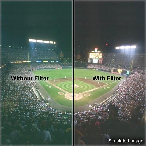 "LEE Filters 4x4"" Mercury Vapor Daylight Polyester Filter"