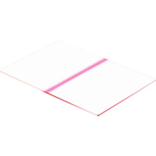 LEE Filters 100 x 150mm Pink Stripe Filter